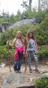 Gi Gi and Ella - The twin Hippies