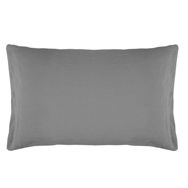 Grey Earthing Pillow Case