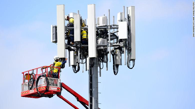 5G is why earthing is needed now